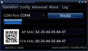 esp8266刷固件