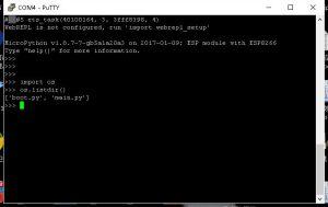 esp8266启动文件